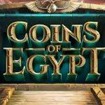 coins of egypt logga